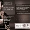 Ambassador Club Pécs – meghívó jótékonysági koncertre