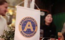 Ambassador Club Magyarország - Ambassador Club Duna klubnap 2019-11-28