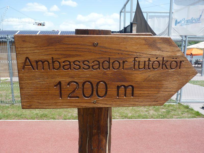 Ambassador Club Pécs - Ambassador Futókör