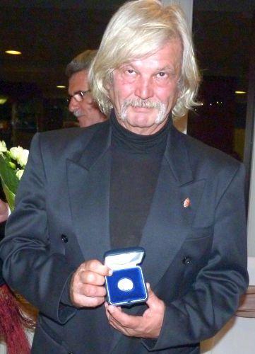 Ambassador Club Pécs - Ambassador Díj 2015. díjazottja: Prof. Dr. Papp Lajos szívsebész