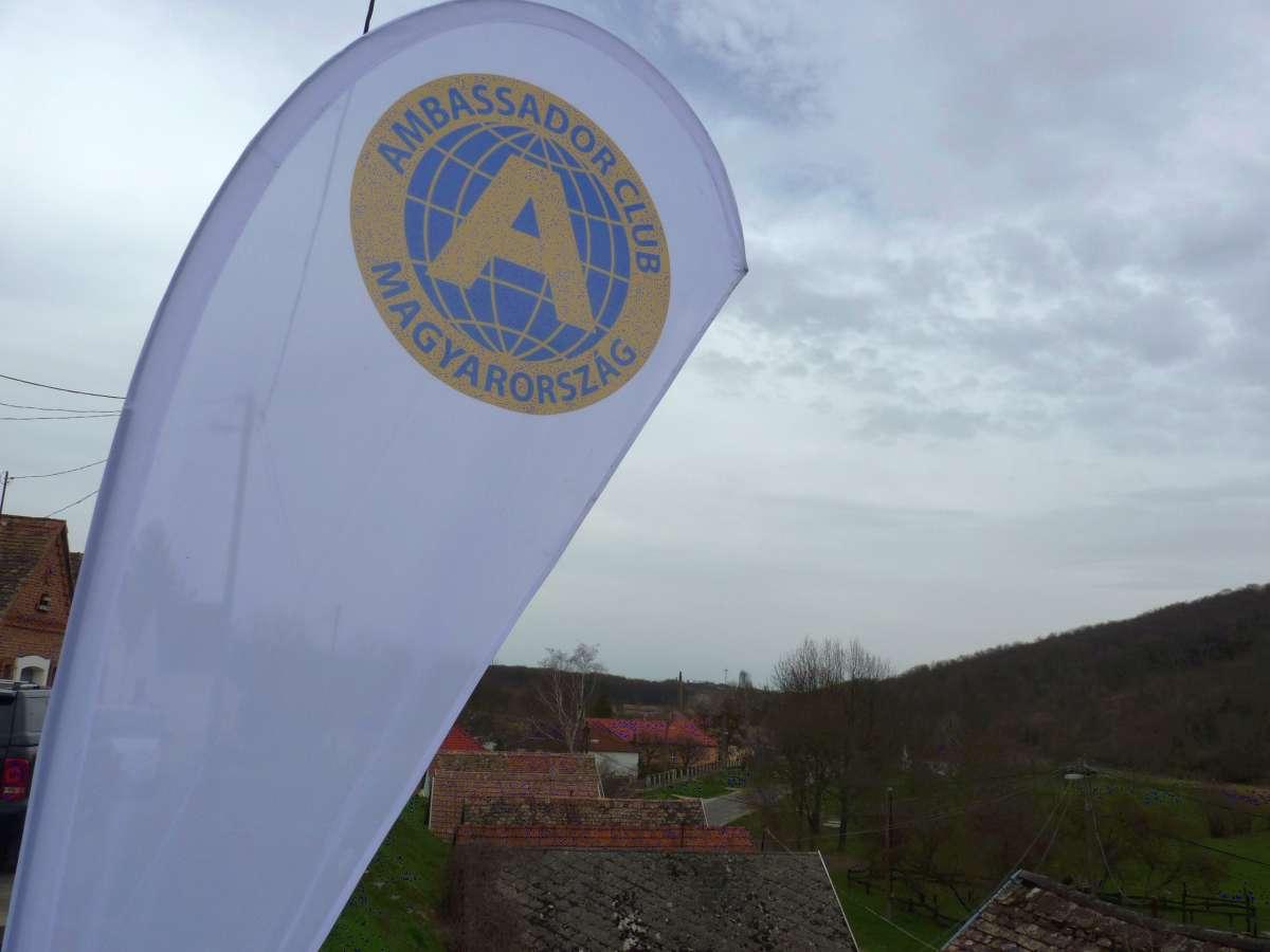 Ambassador Club Pécs klubnap Villánykövesden 2018.04.04.