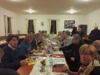 Ambassador Club Pécs - Családi Márton nap a villányi Mayer pincében