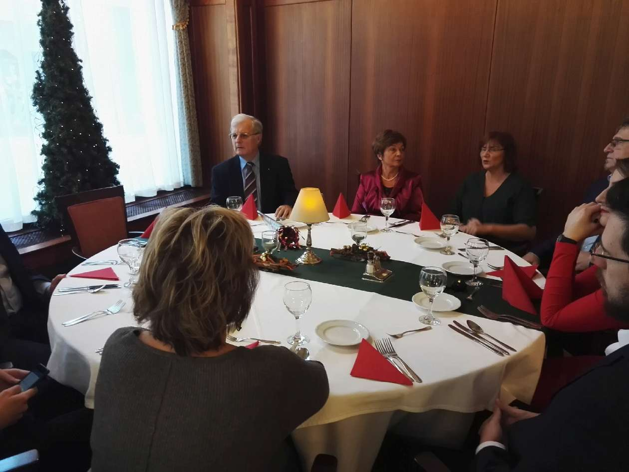 Ambassador Club Pécs - a 2017. év búcsúztatása