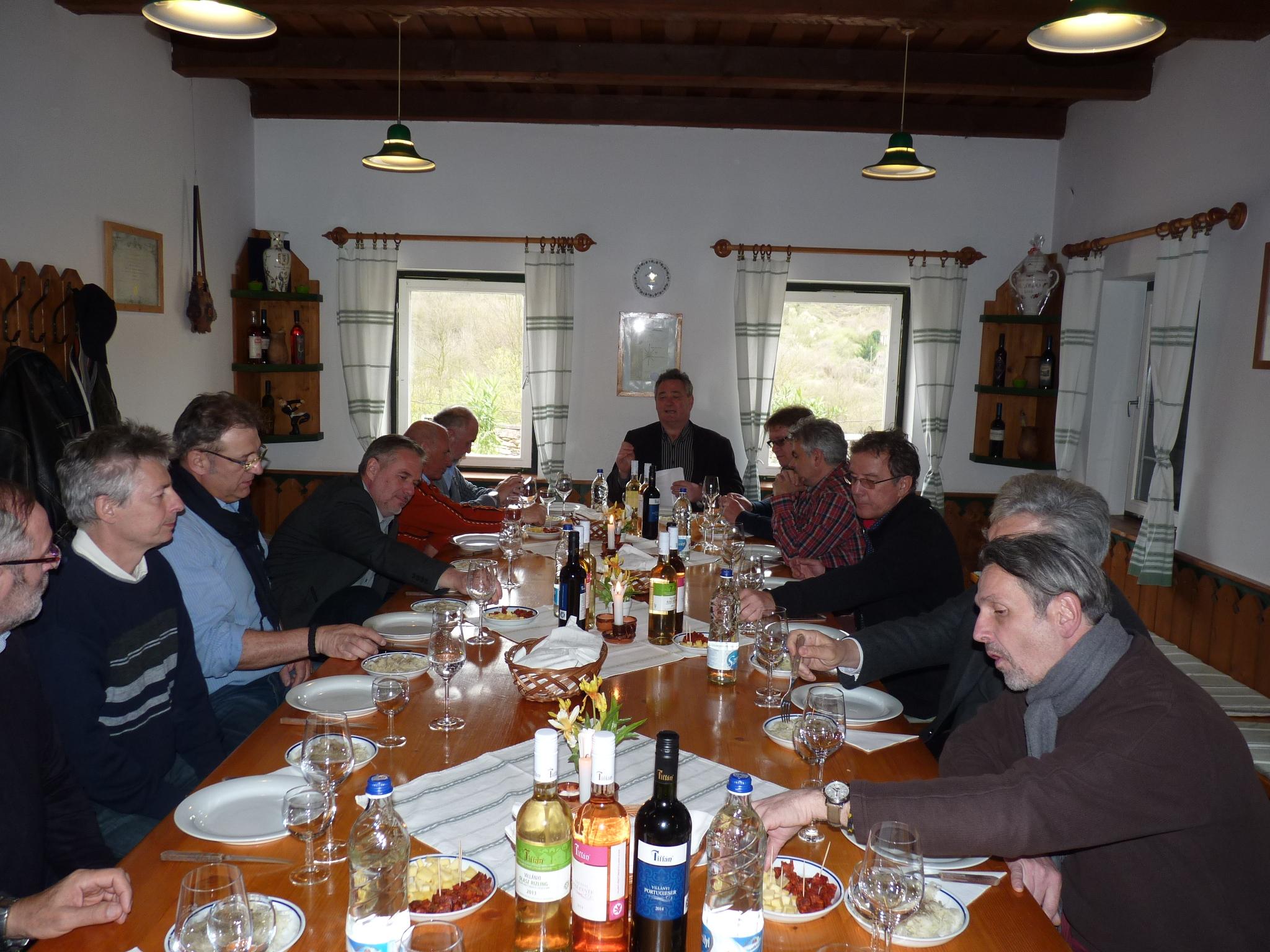 Ambassador Club Pécs - Rendkívüli Közgyűlés 2015.04.01.