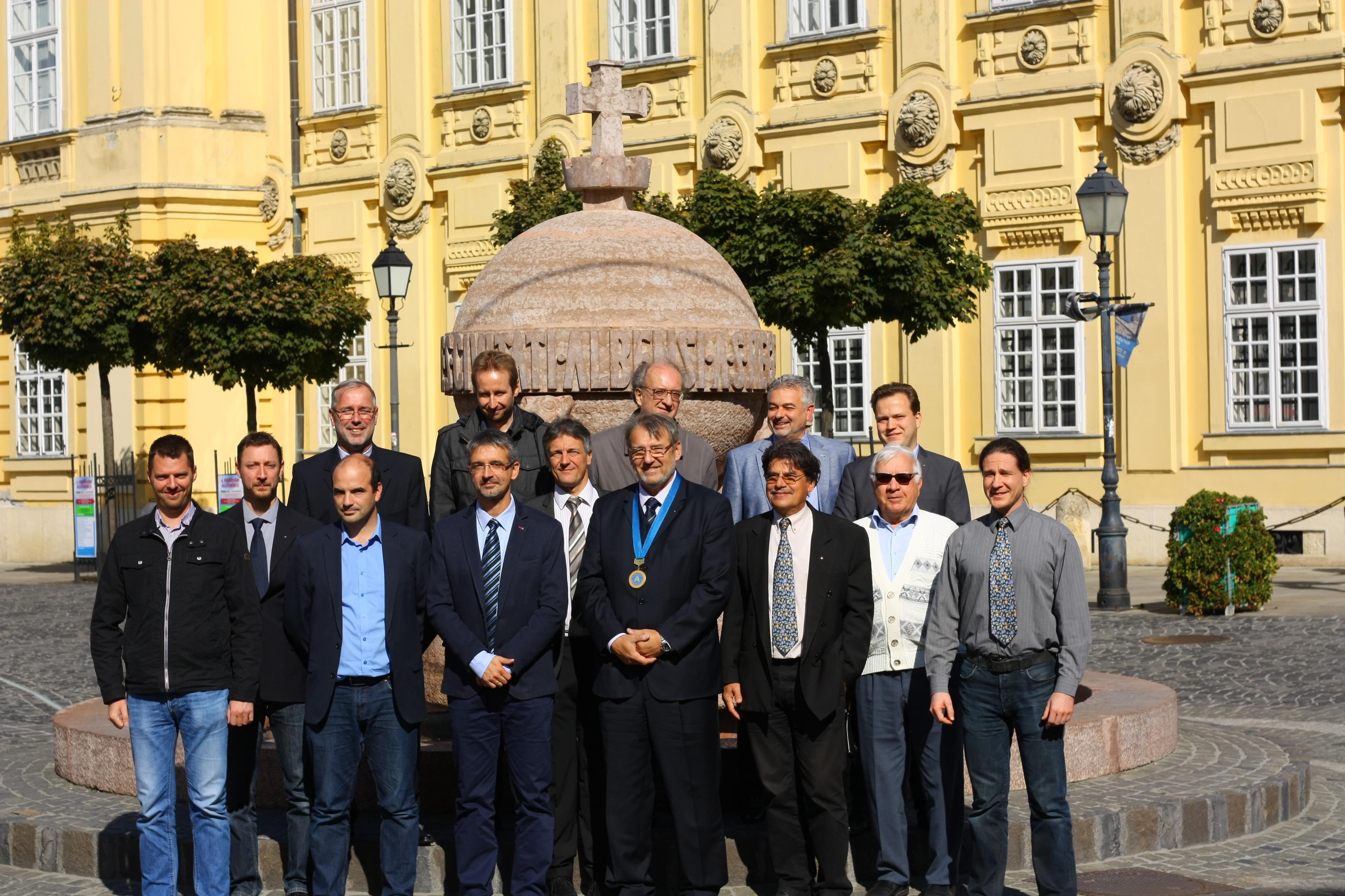 Nemzeti Ambassador Club Magyarország - találkozó 2016.10.08-án Székesfehérvárott