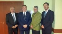 Ambassador Club Pécs . Beszámoló- és tisztújító Közgyűlés 2014-01-08 - az új elnökség