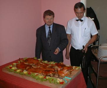 Ambassador Club Pécs - Malackodás az elsők közül