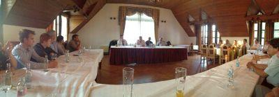 Ambassador Club Pécs - vendégünk volt Kemény Dénes