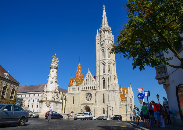 Világörökség: Budavári Mátyás templom