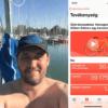 Ambassador Club Pécs – Horváth Arszlán barátunk körbegyalogolta a Balatont