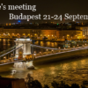 Ambassador Club Magyarország Közgyűlés 2017.