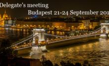 IAC Nemzetközi Ambassador Club küldöttgyűlés 2017