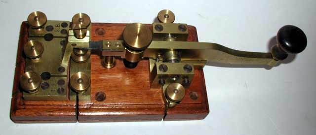 Morse távíró