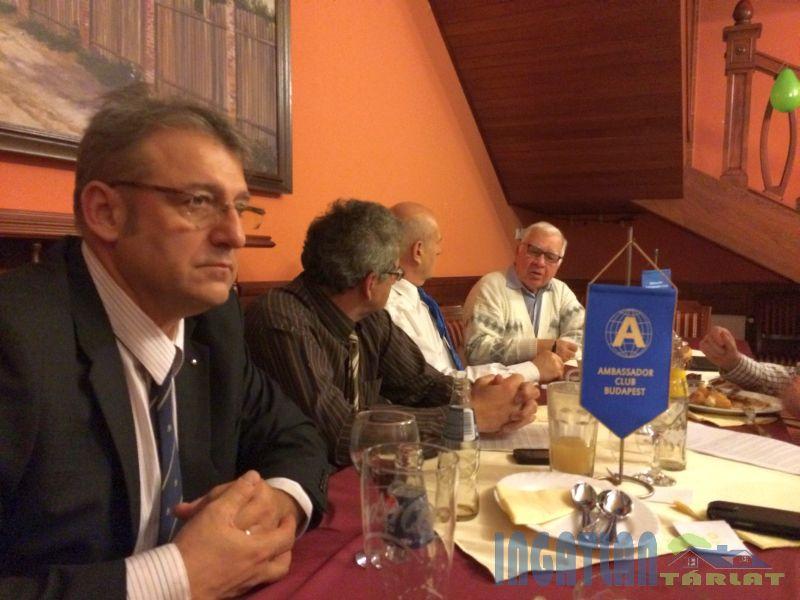 NACNAC Magyarország - Keresnyei János, az újonan megválasztott elnök