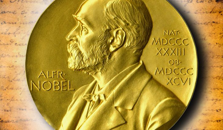 Nobel-dij