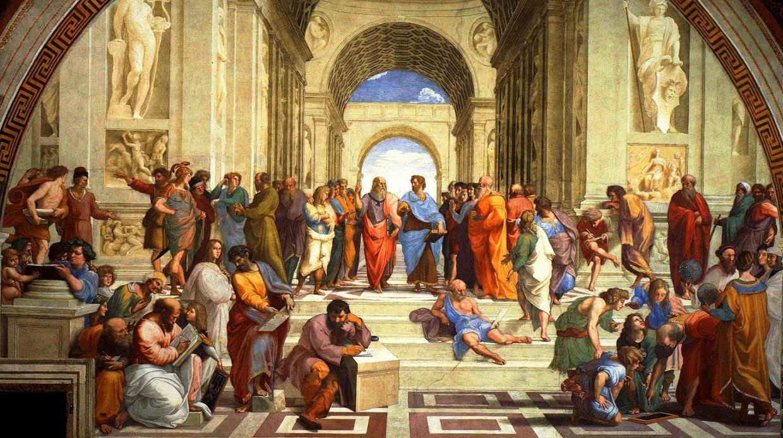 Platon és a többi filozófus