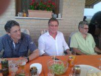 Ambassador Club Pécs - klubnap Seres László barátunknál 2015-07-01